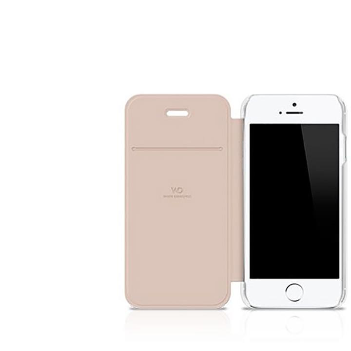 White Diamond Θήκη Bookstyle για iPhone 6/6S - Ροζ - - 1311TRI41