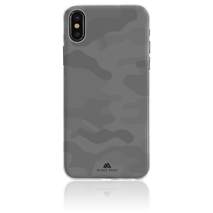 Black Rock Θήκη Camouflage για iPhone X - Διάφανο -  - 1050CFL01