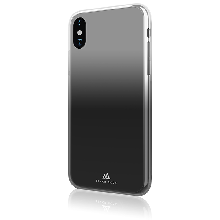Black Rock  Θήκη Shades για iPhone X - Μαύρο -  - 1050SHA02
