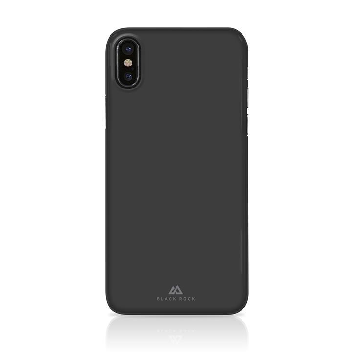 Black Rock Θήκη Ultra Slim 0.3 Iced για iPhone X - Μαύρο - - 1050UTI02