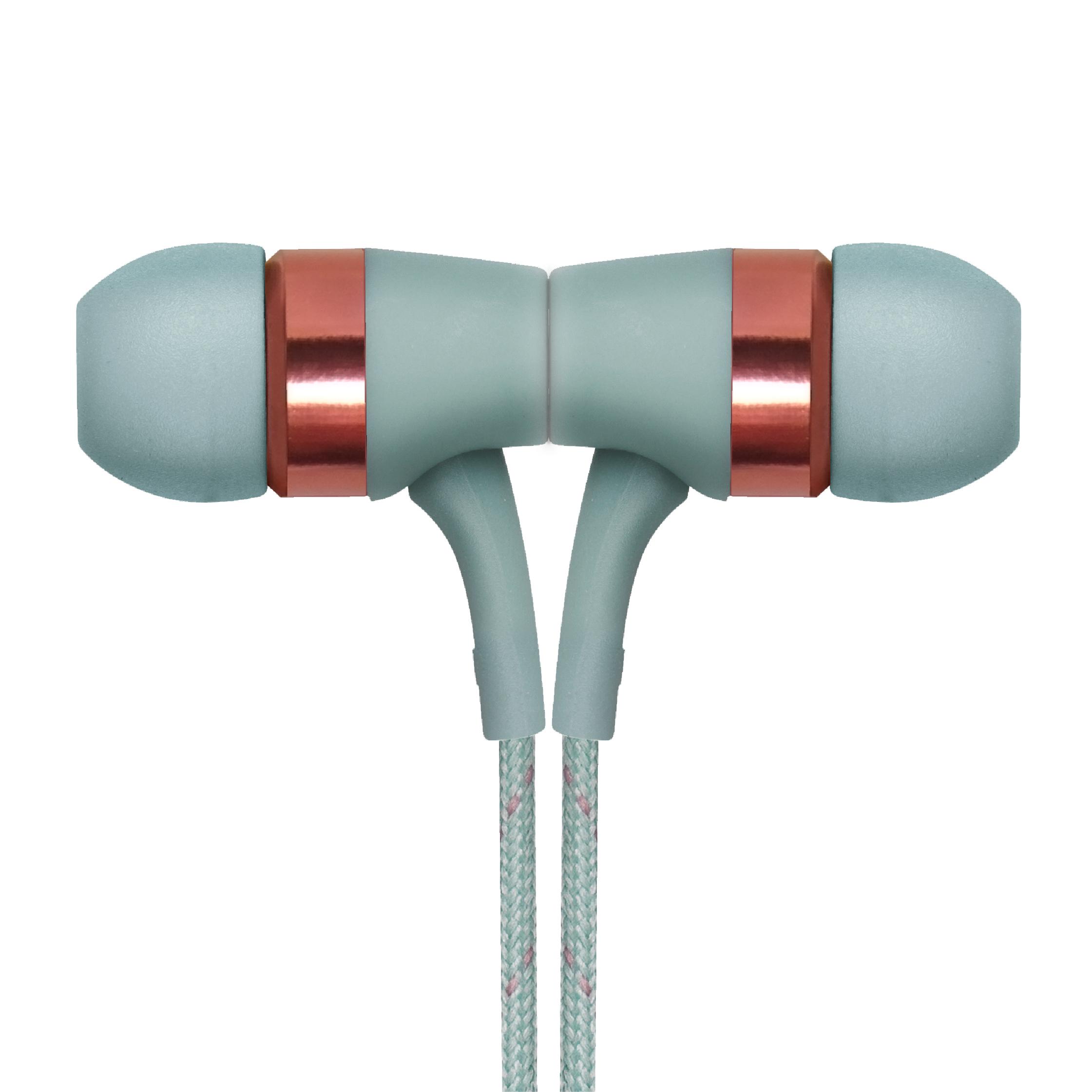 Ακουστικά Handsfree VAIN STHLM - Frozen Green - - 200078