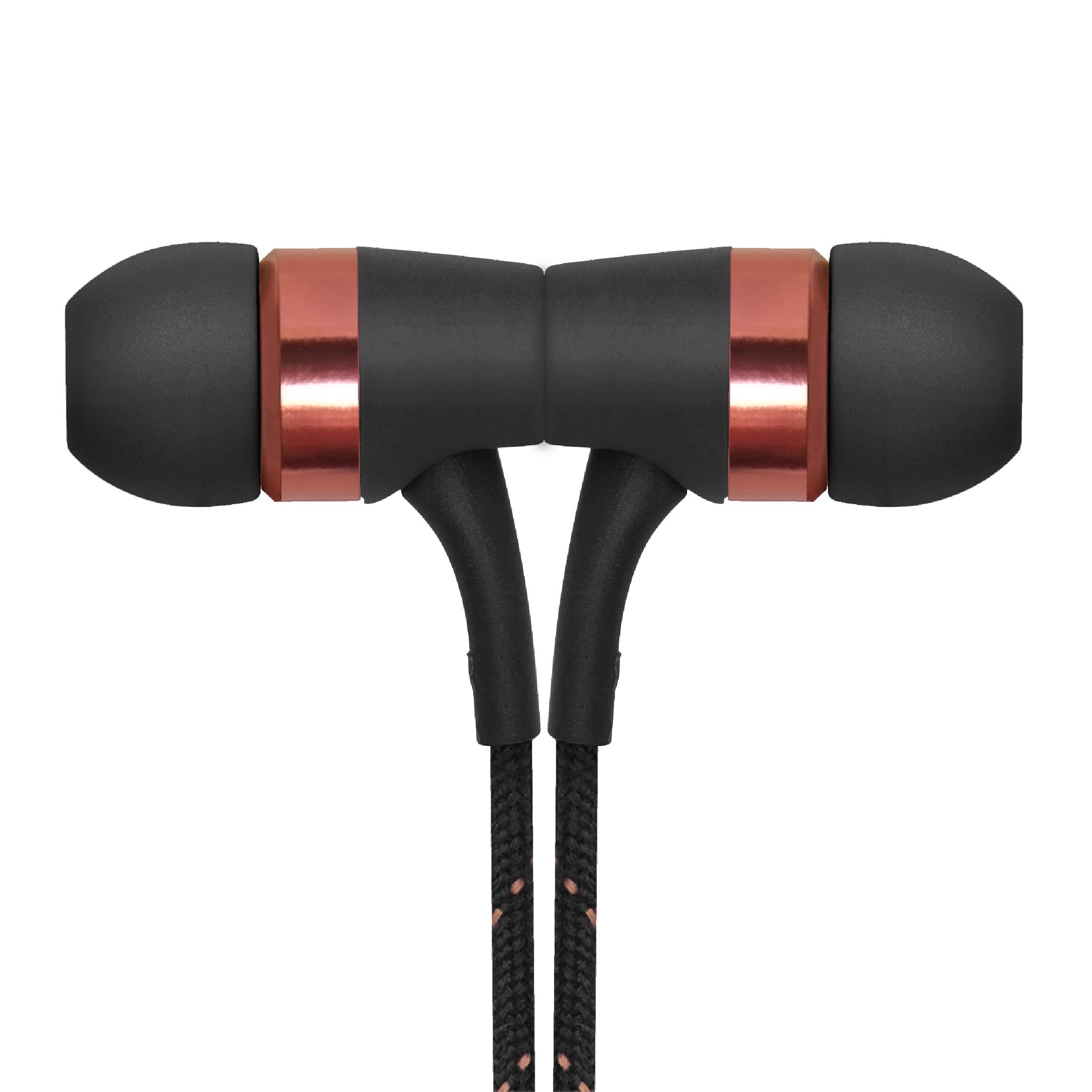 Ακουστικά Handsfree VAIN STHLM - Hazy Black - - 200074