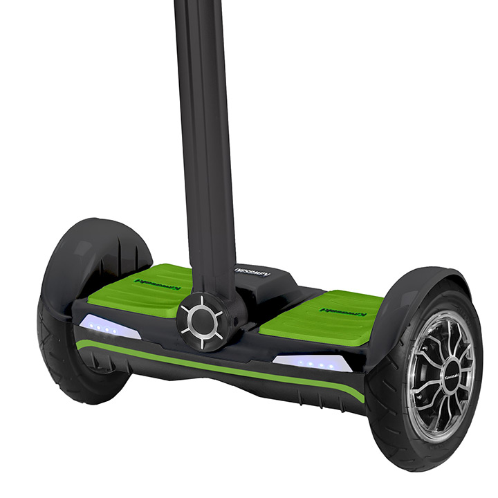 Kawasaki Streetboard 10.1 - Ηλεκτρικό Πατίνι Ισορροπίας - - KSSTREETBOARD1BLK