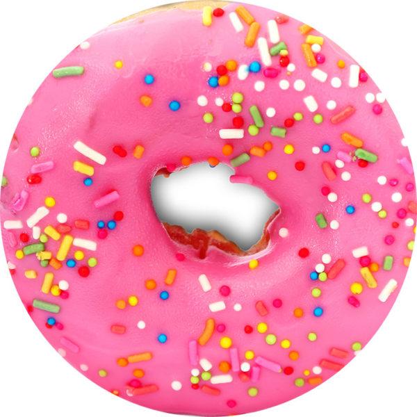 Pink-Donut