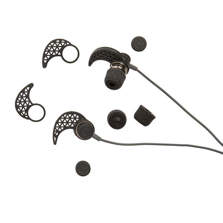 Ακουστικά Handsfree Outdoor Makos Sport - Μαύρο/Γκρι - - OT1150-B