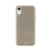 Puro Shine Θήκη για iPhone XR - Χρυσό - - IPCX61PLASMATR