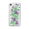 Θήκη Hippie Chic για iPhone XR - Πράσινο - - IPCX61HIPPIEC4VIO