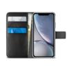 Puro Bookstyle Wallet Θήκη για iPhone XR - Μαύρο - - IPCX61FLEXSHBLK