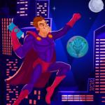 Το κινητό σου ο Super Hero της καθημερινότητάς σου με το PopSocket Black Panther!