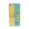 Θήκη Vespa Bicolore για iPhone 5/5S - Κίτρινο/Πράσινο -  - VEHCP5OUS
