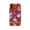 Richmond Finch | Θήκη Red Floral για iPhone X/XS - - IPX-116