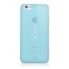 White Diamond Θήκη Crystal Trinity για iPhone 6/6S - Γαλάζιο - - 1310TRI84