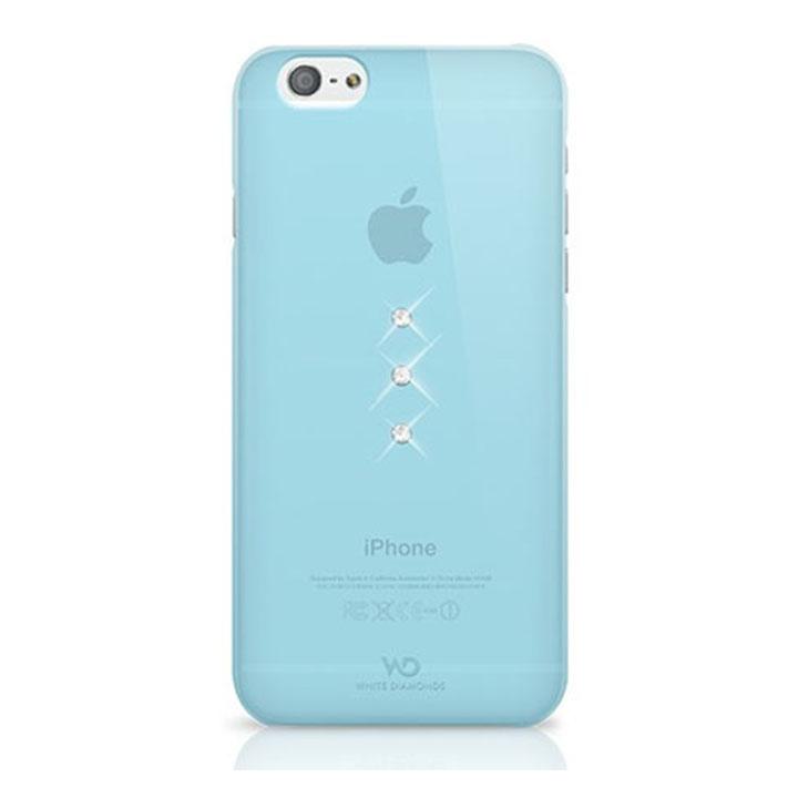 White Diamond Θήκη Crystal Trinity για iPhone 6/6S - Γαλάζιο - - 1310TRI65