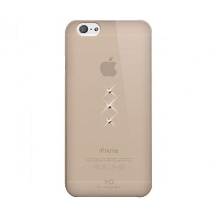 White Diamond Θήκη Crystal Trinity για iPhone 6/6S - Χρυσό - - 1310TRI56