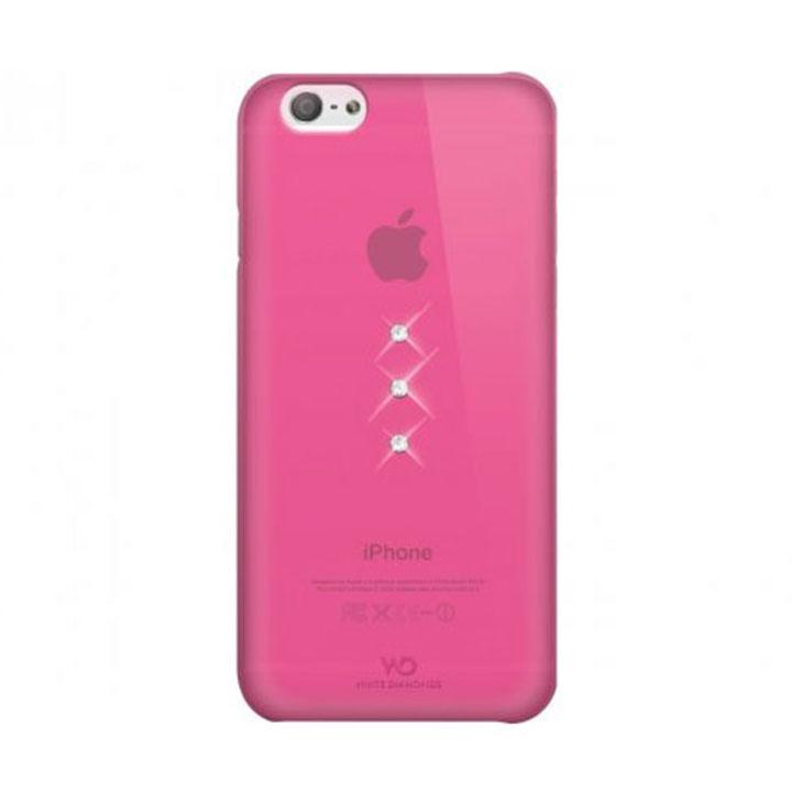 White Diamond Θήκη Crystal Trinity για iPhone 6/6S - Ροζ - - 1310TRI41