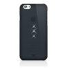 White Diamond Θήκη Crystal Trinity για iPhone 6/6S - Μαύρο - - 1310TRI56