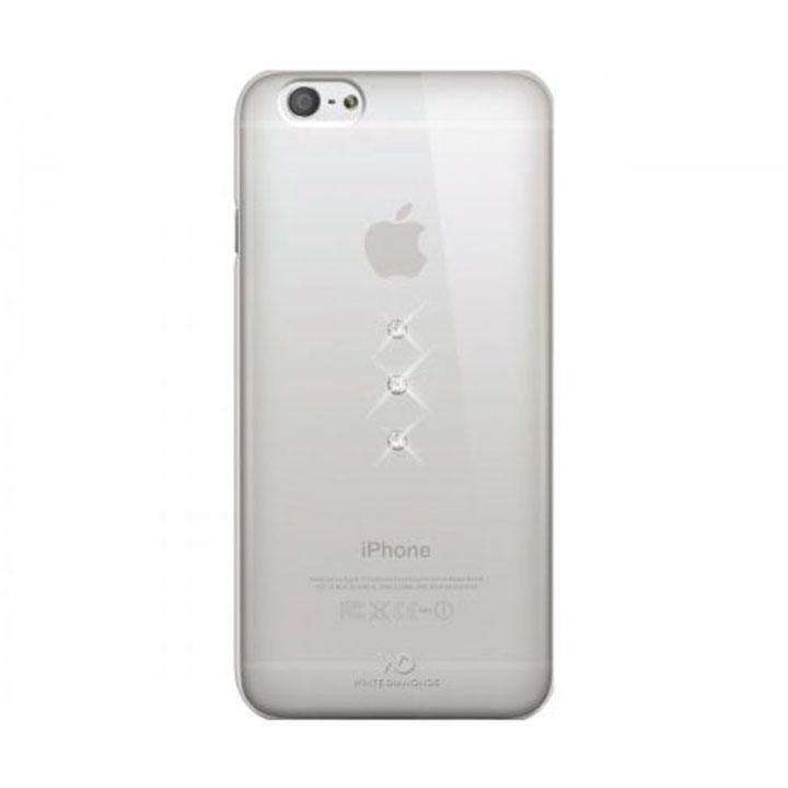 Θήκη White Diamond Crystal Trinity για iPhone 6/6S - Διάφανο - - 1310TRI5