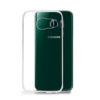 Puro Plasma Θήκη για Galaxy S6 Edge - Διάφανο - - SGS6BOOKCCRYGOLD