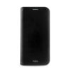 Puro Bookstyle Θήκη για Galaxy S6 Edge - Μαύρο - - SGS6EDGECRYTR