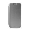 Puro Bookstyle Wallet Θήκη για Galaxy S6 - Ασημί - - SGS6BOOKCCRYBLK