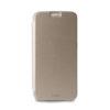Puro Bookstyle Wallet Θήκη για Galaxy S6 - Χρυσό - - SGS6EDBOOKC1BLK