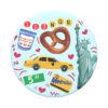 PopGrips New York - - 801018