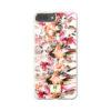 Richmond Finch | Θήκη Marble Flower για iPhone Plus (6/7/8) - - WP1SLIMBLK