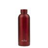 Puro Hot Cold Matt Bottle 500ml - Κόκκινο - - WB500DW2STEEL