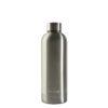 Puro Hot Cold Matt Bottle 500ml - Ασημί - - WB500DW2RED