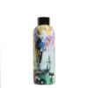 Puro Hot Cold Graffiti Bottle 500ml - Μαύρο - - WB500STREETDW2LBLUE