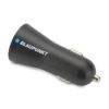 BLAUPUNKT Φορτιστής Αυτοκινήτου 2.4 A-5V Με Διπλή Έξοδο USB - Μαύρο - - WC-014