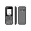 "BLAUPUNKT FS04 Κινητό τηλέφωνο με κάμερα 0,3 MP και LCD οθόνη 1,8"" - Γκρι/Μαύρο - - BLFS04BLKSIL"