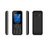 "BLAUPUNKT FS04 Κινητό τηλέφωνο με κάμερα 0,3 MP και LCD οθόνη 1,8"" - Μαύρο/Ασημί - - BLSANDYEL"