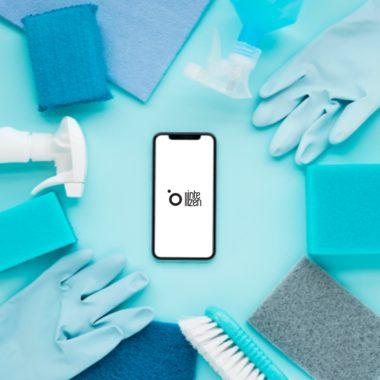4 βασικοί κανόνες για τον καθαρισμό των συσκευών με οθόνη ή πληκτρολόγιο