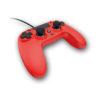 Gioteck Ενσύρματο Χειριστήριο VX4 Για Το Playstation 4 - Κόκκινο - - PCTGPS4-13-MU