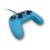 Gioteck Ενσύρματο Χειριστήριο VX4 Για Το Playstation 4 - Γαλάζιο - - VX4PS4-21-MU