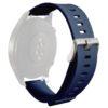 Puro Silicon Universal Wristband 22mm - Μπλε - - UNIWBICON22BLK