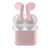 "Puro Bluetooth Earphones 5.0 ""ICON POD"" - Rose - - BTIPHF13ICONWHI"