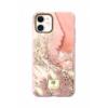 Richmond Finch | Θήκη Pink Marble Gold για iPhone 11 - - IP265-114