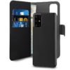 Puro Θήκη bookstyle για Galaxy S20 Plus - Mαύρο - - SGS11LBOOKC3BLK