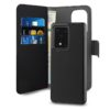 Puro Θήκη bookstyle για Galaxy S20 Ultra - Mαύρο - - RF261-001