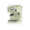 Swan Pump Espresso Coffee Machine - Πράσινο - - SK31040GN
