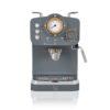 Swan Pump Espresso Coffee Machine - Γκρι - - SM22045BLKN