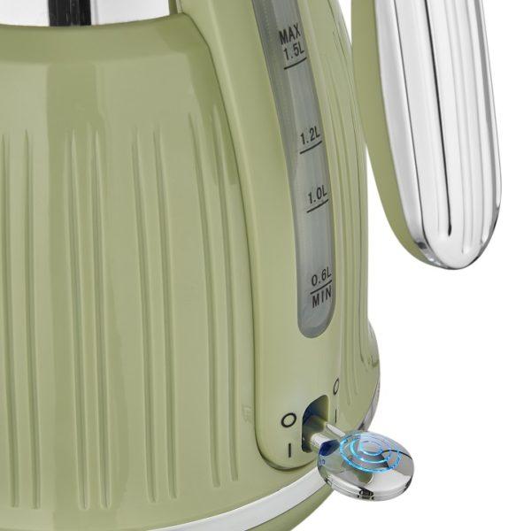 SK31040GN Swan Retro Kettle Green D2