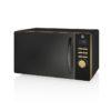 Swan 800W Digital Microwave - Μαύρο - - SK22110GRYN