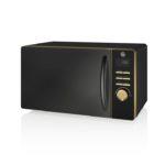 SM22045BLKN Gatsby Microwave Black