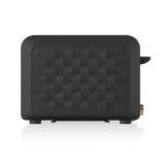 ST14084BLKN Swan Gatsby Black Toaster CO01