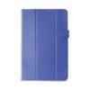 PURO UNI CASE 10.1'' TABLET w/FOLDING BACK + STAND UP + MAGNETIC CLOSURE - Μπλε - - UNIBOOKEASY10PNK