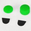 Gioteck Grips Μοχλών Και Σκανδάλης Για χειριστήριο PlayStation 4 - Πράσινο -  - TX30PS4-12-MU