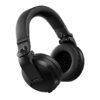 Pioneer HDJ-X5BT Headphones With Bluetooth - Mαύρο - - HDJ-X5BT-R